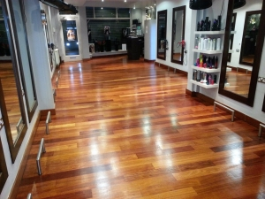Stripseal Flooring Ltd Shop Floor