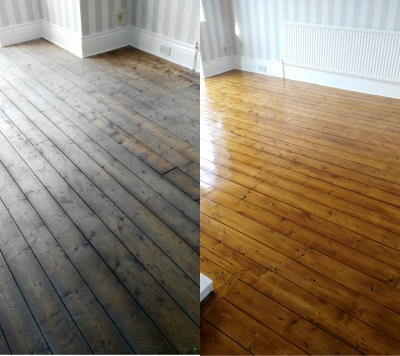 Stripseal Flooring Maintenance