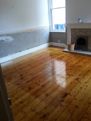 Stripseal Flooring Preparation